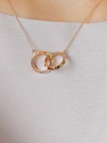 杂志 女式 颈饰 项链图片5009149