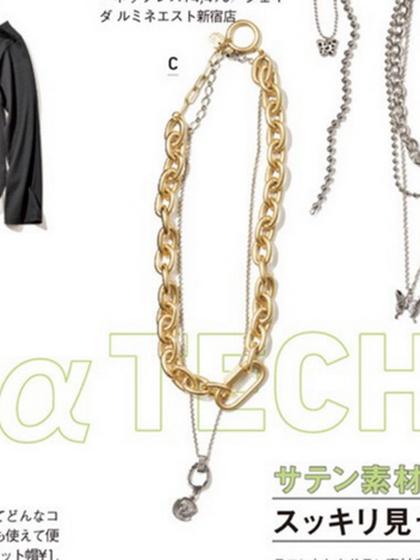 杂志 女式 颈饰 项链图片5013836