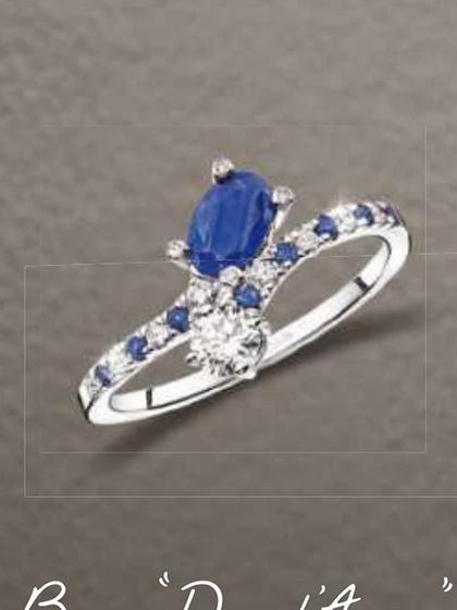 杂志 女式 手饰 戒指图片5015697