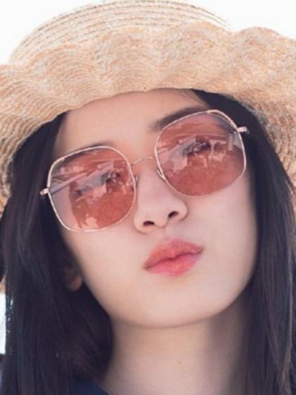 杂志 女式 眼镜 图片5015705
