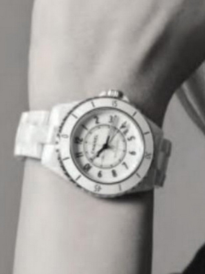 杂志 女式 手表 时尚手表图片5015717