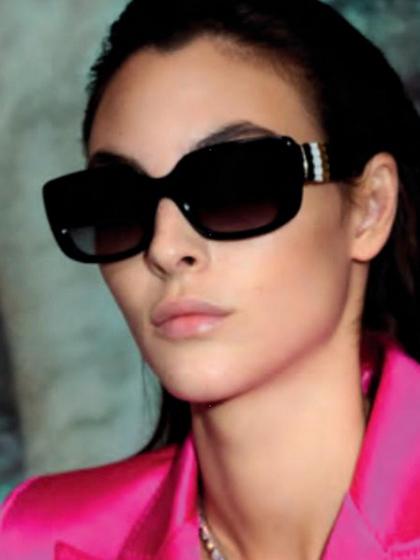 杂志 女式 眼镜 图片5015711
