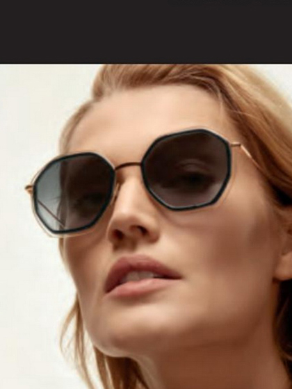杂志 女式 眼镜 图片5015709