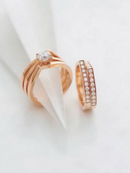 杂志 女式 手饰 戒指图片5017709