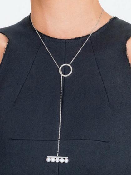 杂志 女式 颈饰 项链图片5017705