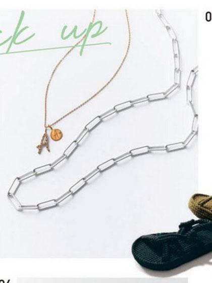 杂志 女式 颈饰 项链图片5186354