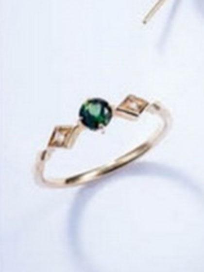 杂志 女式 手饰 戒指图片5186350
