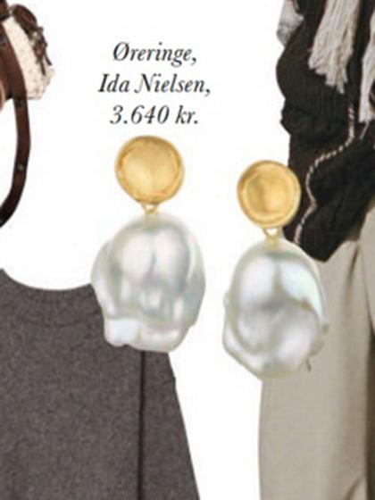 杂志 女式 耳饰 耳坠图片5190223