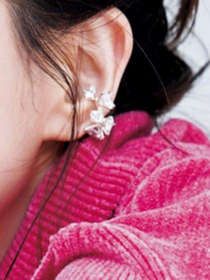 杂志 女式 耳饰 耳钉图片5190241