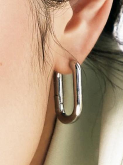 杂志 女式 耳饰 耳钉图片5190236