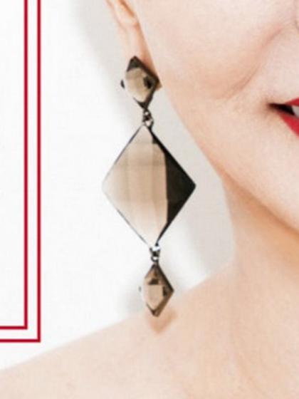 杂志 女式 耳饰 耳坠图片5190233