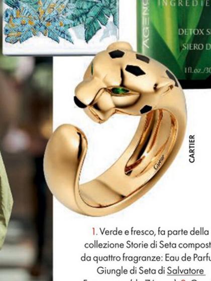 杂志 女式 手饰 戒指图片5190226