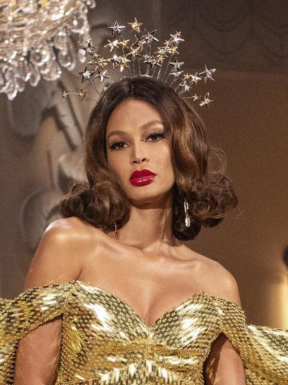 Moschino 发布会 女式 发饰 发箍图片5002306