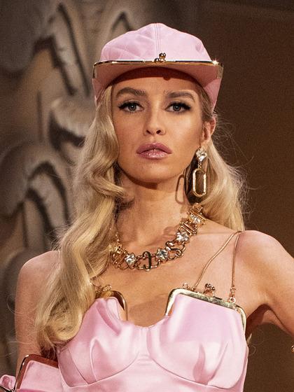 Moschino 发布会 女式 颈饰 项链图片5002304