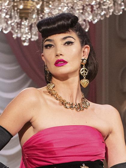 Moschino 发布会 女式 耳饰 耳坠图片5002302