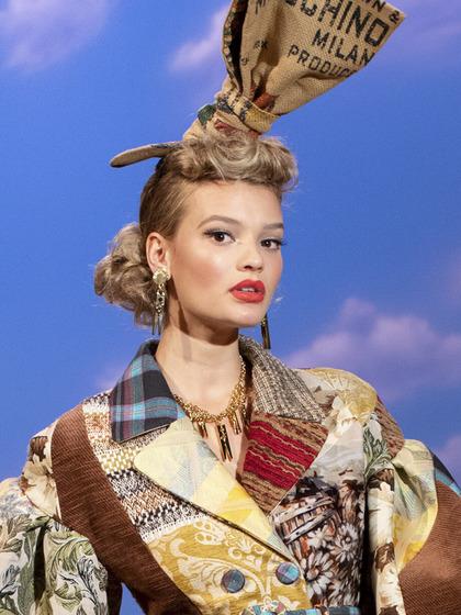 Moschino 发布会 女式 颈饰 项链图片5002300