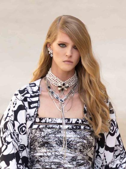 Chanel 发布会 女式 颈饰 项链图片5149833