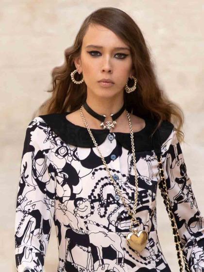 Chanel 发布会 女式 颈饰 项链图片5149821