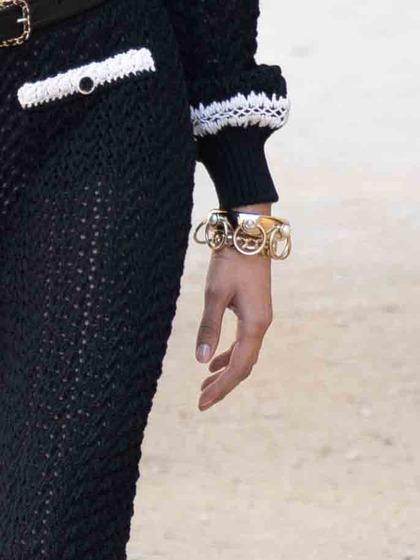 Chanel 发布会 女式 手饰 手镯图片5149819