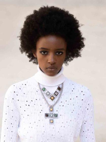 Chanel 发布会 女式 颈饰 项链图片5149811