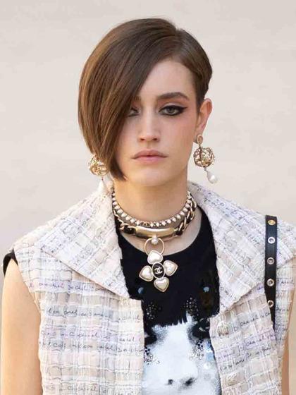 Chanel 发布会 女式 耳饰 耳坠图片5149854