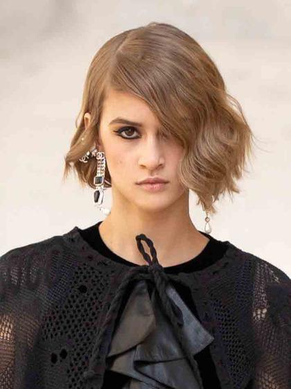 Chanel 发布会 女式 耳饰 耳坠图片5149885
