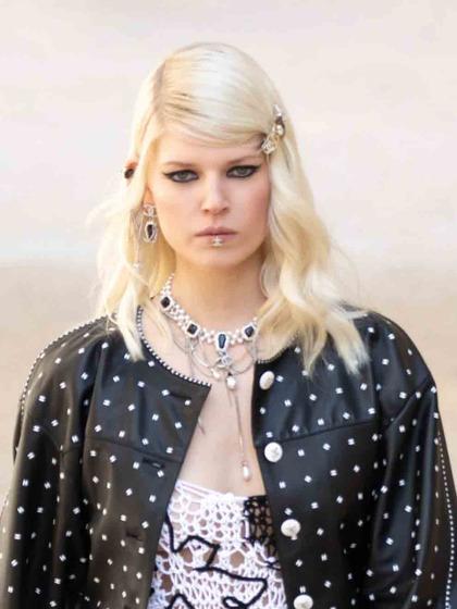 Chanel 发布会 女式 颈饰 项链图片5149873