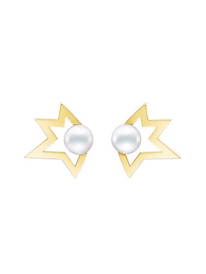 TASAKI 塔思琦 时尚款式 女式 耳饰 耳钉 图片 5227216