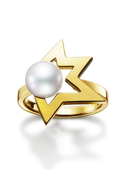 TASAKI 塔思琦 时尚款式 女式 手饰 戒指 图片 5227209
