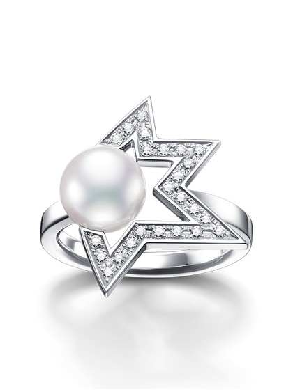 TASAKI 塔思琦 时尚款式 女式 手饰 戒指 图片 5227204