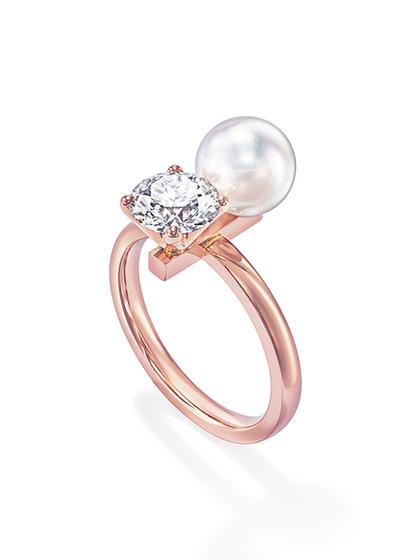 TASAKI 塔思琦 时尚款式 女式 手饰 戒指 图片 5227179
