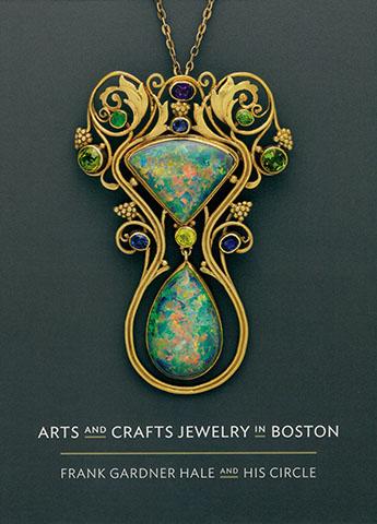 《Arts & Crafts Jewelry in Boston》意大利古董珠寶首飾趨勢年鑒