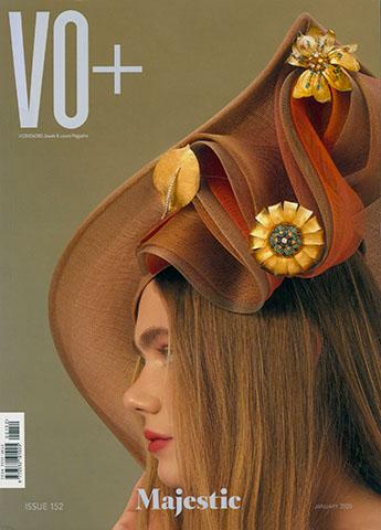 《VO+》意大利專業珠寶雜誌2020年01月號(#152)